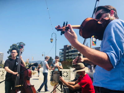 Oakland Swing, Aug 2018, Lindy by the Lake, Revelry