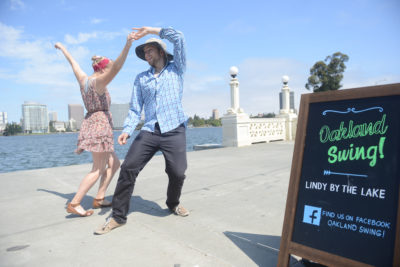 Oakland Swing! Lindy by the Lake, July 21, 2018, COMMUNITY