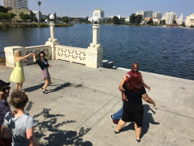 August 18, 2018, Lindy by the Lake Revelry, Oakland Swing!