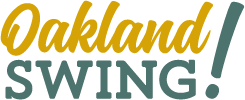 Oakland Swing! Logo