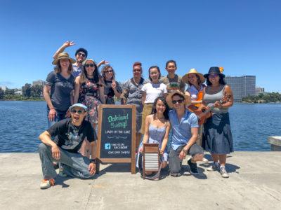 July 2019 Lindy by the Lake, Oakland Swing, Lake Merritt