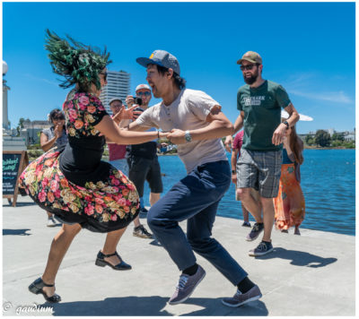 June 8 2019 Lindy by the Lake Oakland Swing